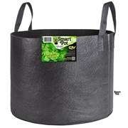 Smart Pot 20Gal Black Wi Handles