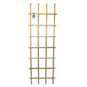 "Heritage Wood 24""x72"" Ladder Trellis"
