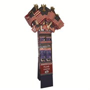 FlagZone American Flag Counter Assortment
