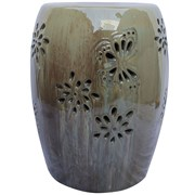 MCarr Butterfly Stool Jungle Rain