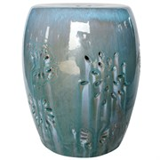 MCarr Butterfly Stool Milky Blue