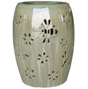 MCarr Bumblebee Stool Brown Cream