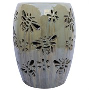 "MCarr 19"" Bumblebee Stool Jungle Rain"