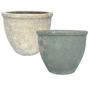 MCarr 24PC Volcanic Planter Plt Mixed Colors
