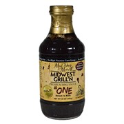 Mad Dog & Merrill 16oz #ONE Premium BBQ Sauce