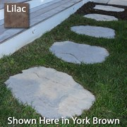 Nicolock Bradstone Stepping Stone 21/Pallet - Lilac