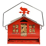 Perky Pet Squirrel Be Gone II - 8# Capacity Feeder