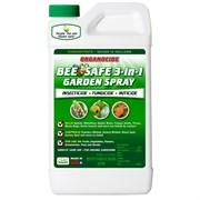 Organic Lab Qt Conc Bee Bee Safe 3In1 Gdn Spray