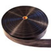 PAK 2-3/4INx300FT Webbing Tape Black 16/CS