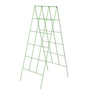 "Panacea 46""X18"" A Frame Light Green Trellis"