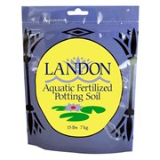 Plantabbs Aquatic 15lb Soil Landon Brand Fertilized