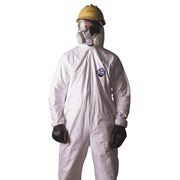 Disposable Tyvek Jumpsuit W/ Hood 3XL