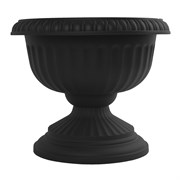 Bloem 18in Grecian Urn Black