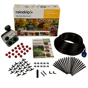 Rain Drip Auto Container & Hanging Basket Kit