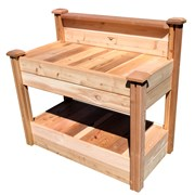 Gronomics Tool Free Assembly Potting Bench