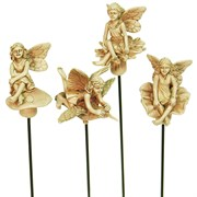 Echo Valley Fairy Planter Stake Assorted