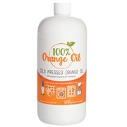 Sanco Orange Oil 100% Cold Pressed Quart