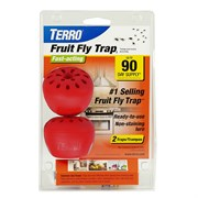 Terro Fruit Fly Trap New Design 2pk
