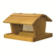 Stovall Wood 14# Large Bird Feeder
