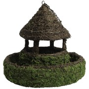 SuperMoss Birdhouse Gazebo Paintable