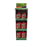 Surecan 10pc Starter Asst w/ Free Display
