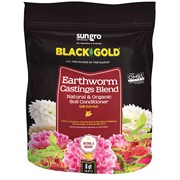 SUN BLACK GOLD EARTHWORMCASTINGS 8QT (8/CS)