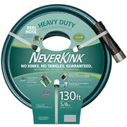 NeverKink 5/8in x 130ft Heavy Duty Hose