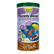 Tetra Pond Variety Fish Sticks 1 Liter Size 5.29