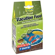 Tetra 3.45oz Vacation Po Food