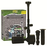 Tetra FK3 Filtration Fou Kit Up To 100Gal Capacit