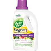Garden Safe Fungicide3 20oz Conc Insect & Disease Control