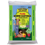 Wiggle Worm 30# Soil Builder Worm Castings