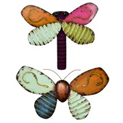 "VCS 16"" Patchwork Butterfly & Dragonfly"