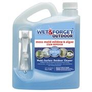 Wet & Forget 64oz Outdoor RTU Mildew Stain Remover