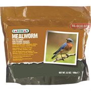 WSP Mealworms 100 gram Tub/Pouch approx 3.5 oz