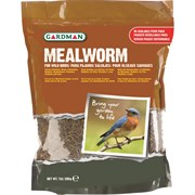 WSP Mealworms 200 gram Tub/Pouch approx 7 oz