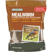 WSP Mealworms 800 gram Tub/Pouch approx 28 oz
