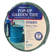 "WSP Pop Up Garden Tidy Jumbo 25"" x 20"" Dia"